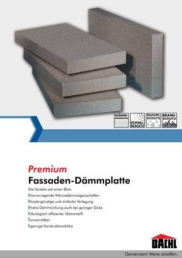 bachl pur pir d mmplatten mv. Black Bedroom Furniture Sets. Home Design Ideas