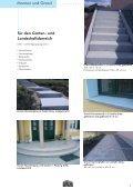 Marmor und Granit Marmor und Granit.qxd.qxd - Karl Bachl GmbH ... - Seite 7