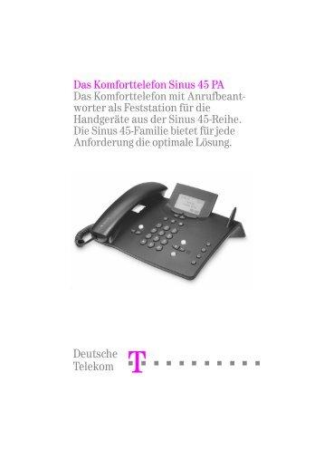 'HXWVFKH 7HOHNRP † - Ba.telefonfirma.de