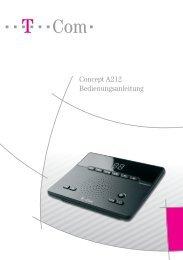 ConceptA212 - Telekom