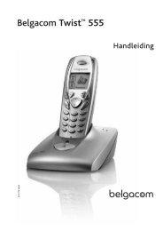 Belgacom Twist™ 555