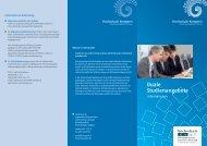 Duale Studien angebote - Hochschule dual