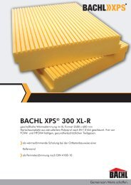 BACHL XPS® 300 XL-R