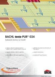 tecta-PUR® 024 - Karl Bachl GmbH & Co KG