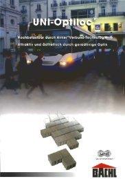 Produktblatt Uni-Optiloc - Bachl