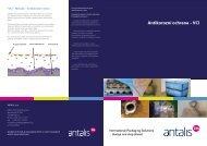 Antikorozní ochrana – VCI