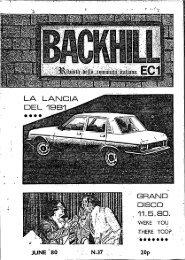 J - Backhill online
