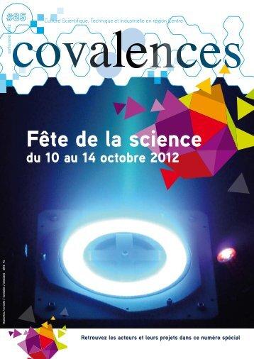 Fête de la science dans le Cher - Centre.Sciences