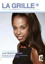 Semaine n° 36 du 29 août au 04 septembre 2009 - France 5