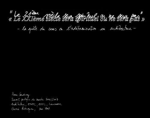 Enoncé Théorique de TPM - Pierre Cauderay.pdf - EPFL