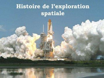 Histoire de l'exploration spatiale (2011 - Patrick LECUREUIL