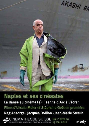 Naples et ses cinéastes La danse au cinéma - Cinémathèque suisse