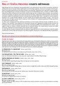 Naples et ses cinéastes La danse au cinéma - Cinémathèque suisse - Page 6