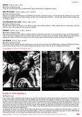 Naples et ses cinéastes La danse au cinéma - Cinémathèque suisse - Page 7
