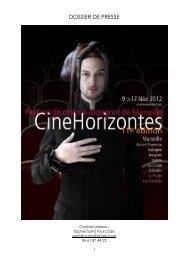 sommaire - CineHorizontes