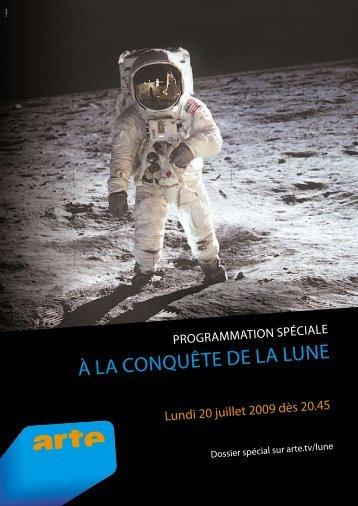 à La conquête De La Lune - Source - Arte