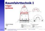 Aktuelle Raketentechnik - Technische Universität München