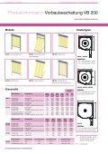 Produktinformation Vorbaubeschattung VB 200 - Balkon-Zaun.de - Seite 2
