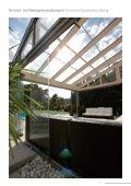 Downloas Prospekt / Wintergarten- und ... - Balkon-Zaun.de - Page 2