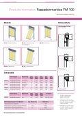 Produktinformation Fassadenmarkise FM 100 - Balkon-Zaun.de - Page 2