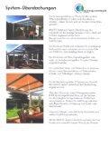 Kaltdach- und WiGa-Beschattung - Balkon-Zaun.de - Page 4