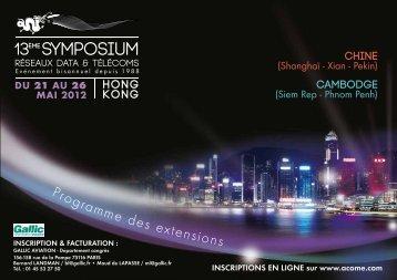 Symposium extension - Acome