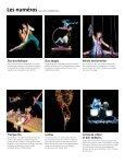 Dossier de presse - Cirque du Soleil - Page 3