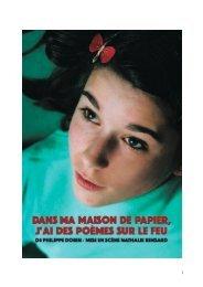 Télécharger le dossier au format PDF - Compagnie La Rousse