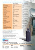 cabine di carteggiatura cabines de polissage sanding booths ... - Coral - Page 6