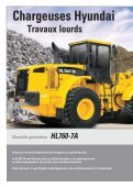 brochure HL760-7A - Hyundai Construction Equipement Maroc - Page 2