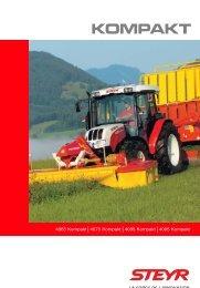 STEYR Kompakt Brochure
