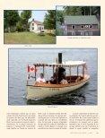 Le canal Rideau - L'Escale Nautique - Page 2