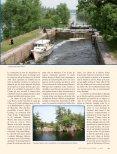 Le canal Rideau - L'Escale Nautique - Page 6