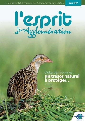 un trésor naturel à protéger… - Communauté de communes du Pays ...