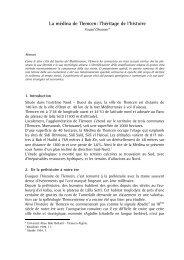 La médina de Tlemcen - WEB JOURNAL.