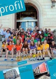 Profil de septembre 2012 - Ville d'Oullins