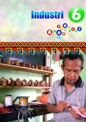 bab vi industri - BAPPEDA Aceh
