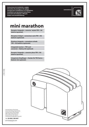 8 free Magazines from AUTOMATISMOSPUJOL.ES