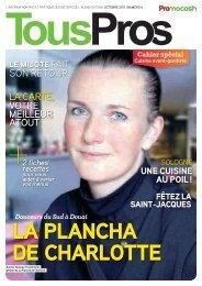 Pros n°6 - OCTOBRE 2011 Télécharger le PDF - Promocash