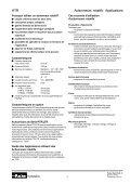 Actionneurs rotatifs hydrauliques Série HTR - Page 3