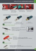 Extracteurs, Casse-cylindre et accessoires - madelin sa - Page 2