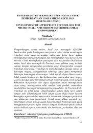 umkm - BAPPEDA Aceh