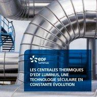Les centrales thermiques d'EDF Luminus, une technologie séculaire ...