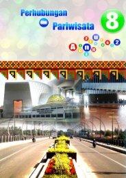 bab viii perhubungan dan pariwisata - Bappeda Aceh