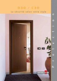 Déchargez la brochure - Torterolo & Re