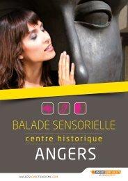 Téléchargez la brochure « Balade sensorielle - Angers Loire Tourisme