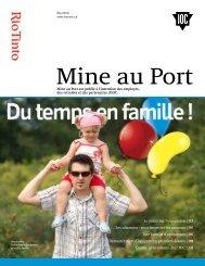 Mine au Port Été 2010