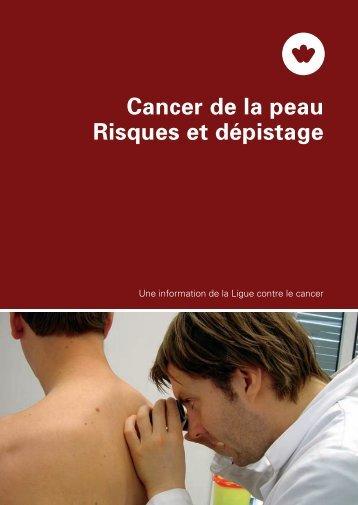 Cancer de la peau Risques et dépistage - Migesplus