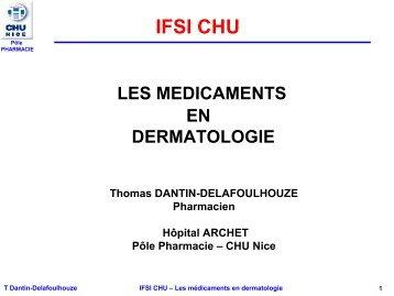 IFSI CHU