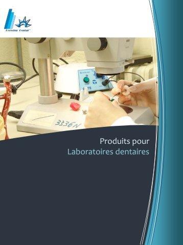 Produits pour Laboratoires dentaires - Pressing Dental